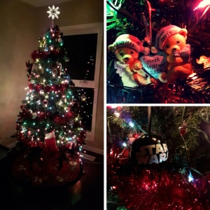 Christmas Tree Traditions decorating
