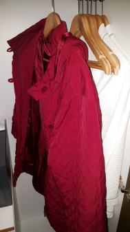 Red Raincoat Creations on letting go and giving up